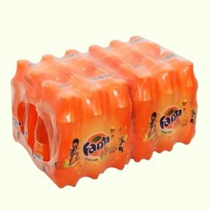 24 chai nước ngọt Fanta hương cam 390ml