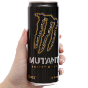 Nước tăng lực Mutant Energy Gold Strike 330ml