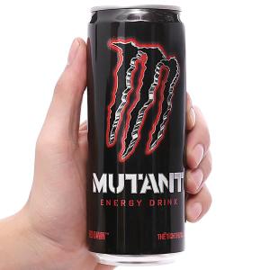 Nước tăng lực Mutant Energy Red Dawn 330ml