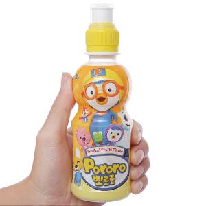 Nước trái cây Pororo vị trái cây 235ml