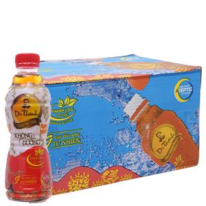 Thùng 24 chai trà thanh nhiệt Dr.Thanh không đường 330ml