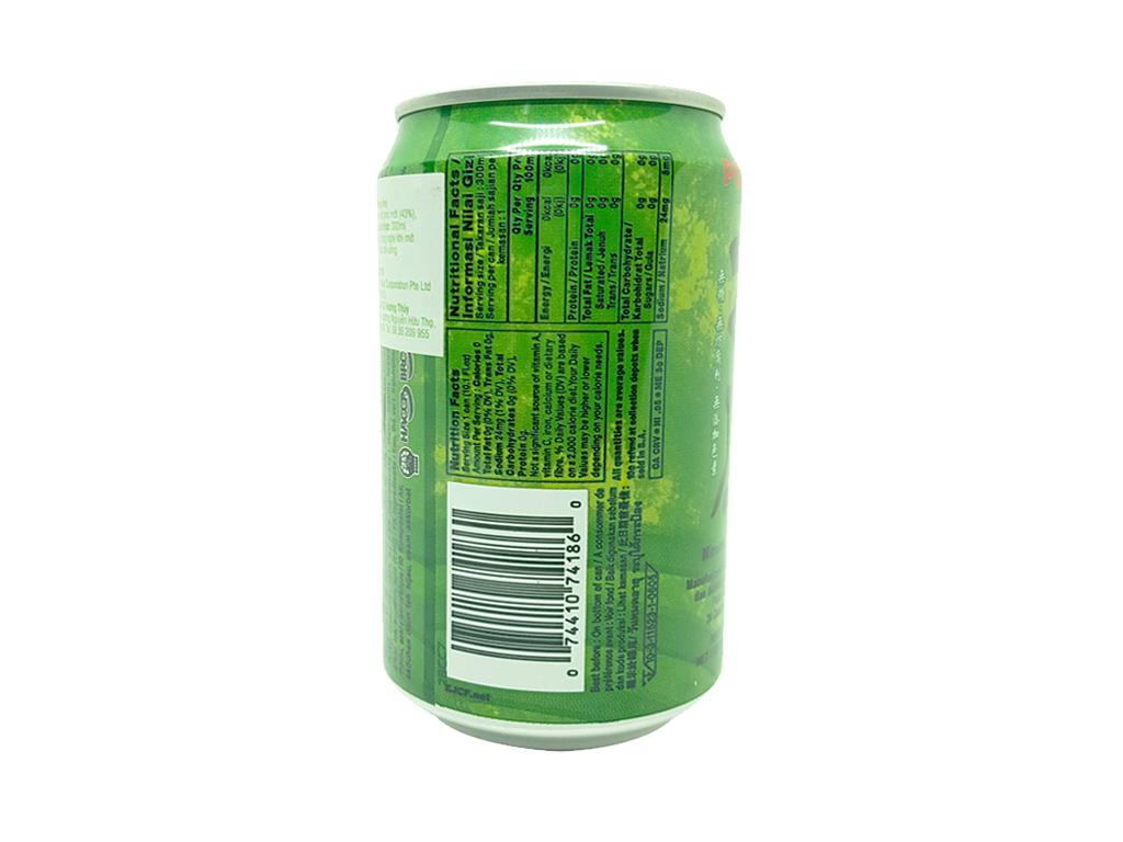 6 lon trà xanh Nhật Pokka 300ml 3
