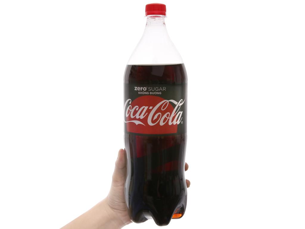 Nước ngọt Coca Cola Zero 1.5 lít 3