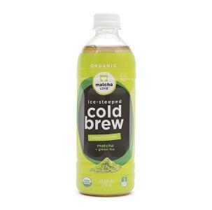 Trà xanh matcha ITOEN Love Organic Cold Brew 470ml