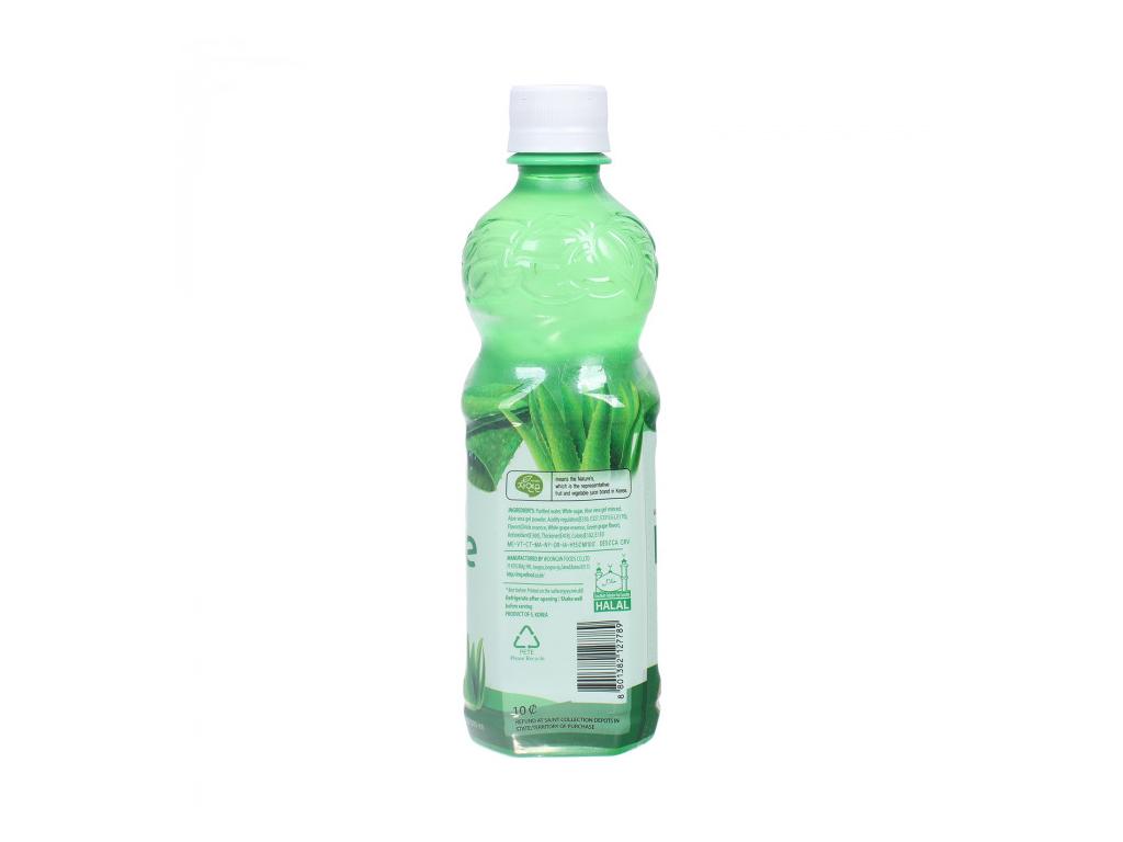 Nước nha đam Woongjin 500ml 4