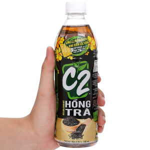 Hồng trà C2 500ml