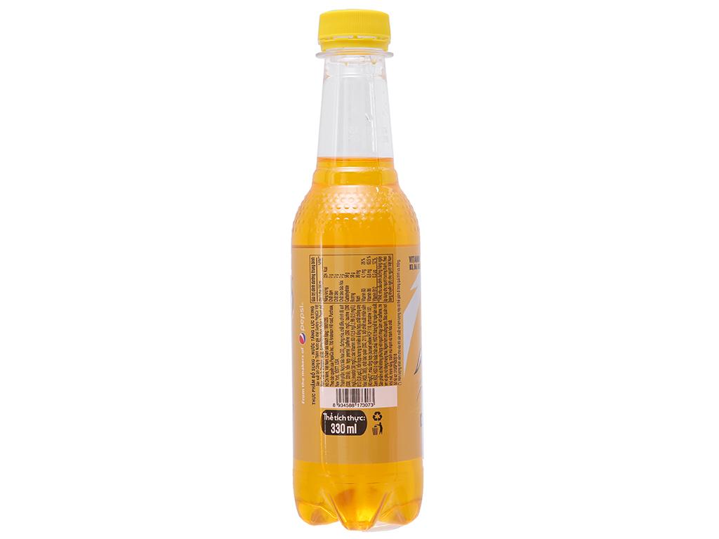 6 chai nước tăng lực Sting Vàng 330ml 3