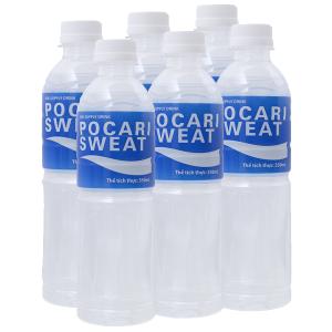 6 chai nước khoáng i-on Pocari Sweat 350ml