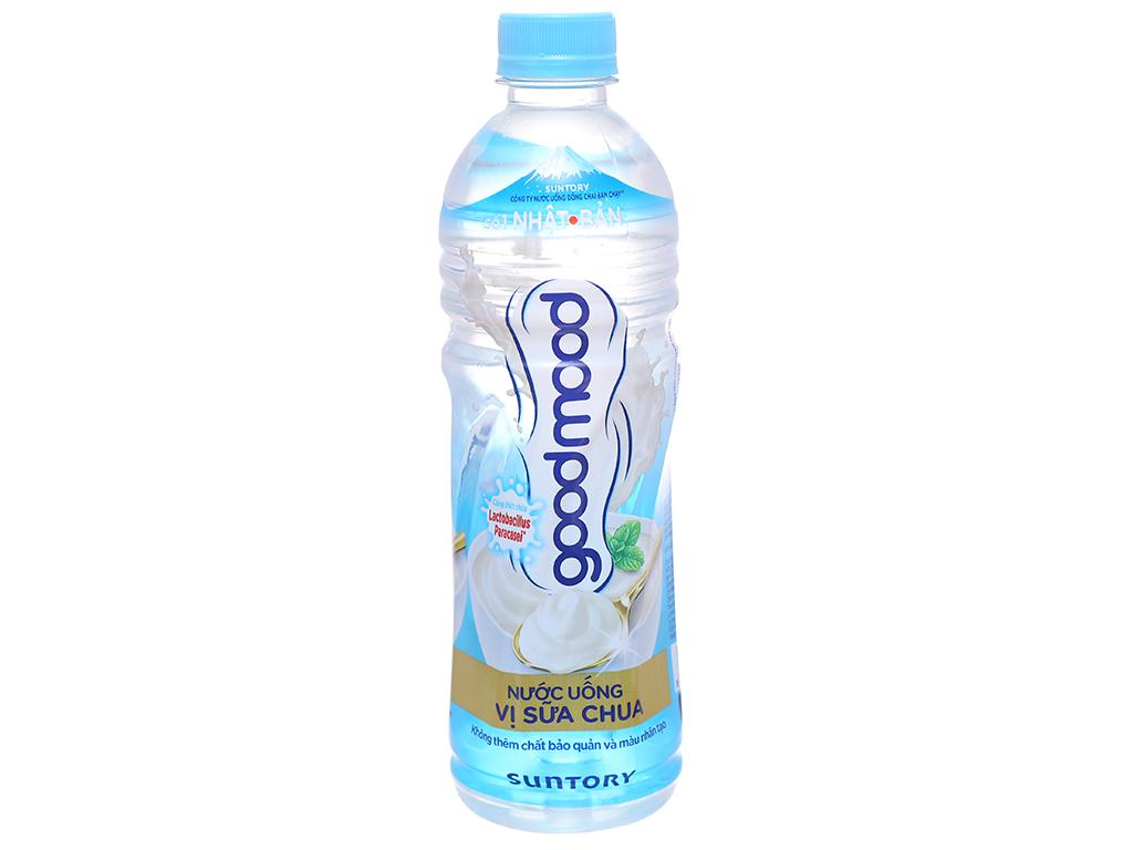 Nước uống Good Mood vị sữa chua 455ml 1