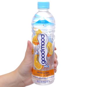 Nước uống Good Mood vị cam 455ml
