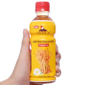 Nước đông trùng hạ thảo Yến Việt vị nguyên bản 280ml
