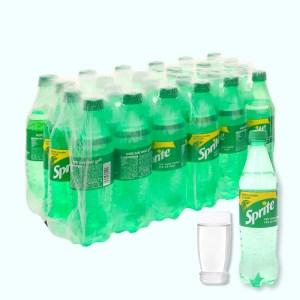 24 chai nước ngọt Sprite hương chanh 600ml
