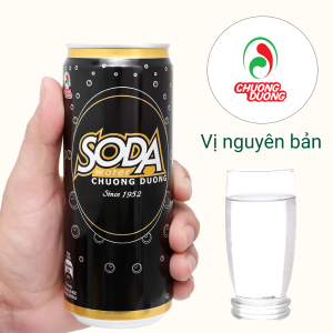 Soda Chương Dương lon 330ml