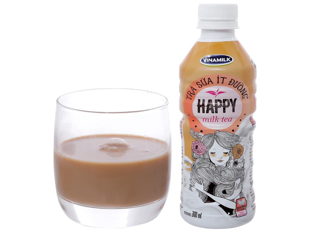 Trà sữa ít đường Vinamilk Happy 300ml 3