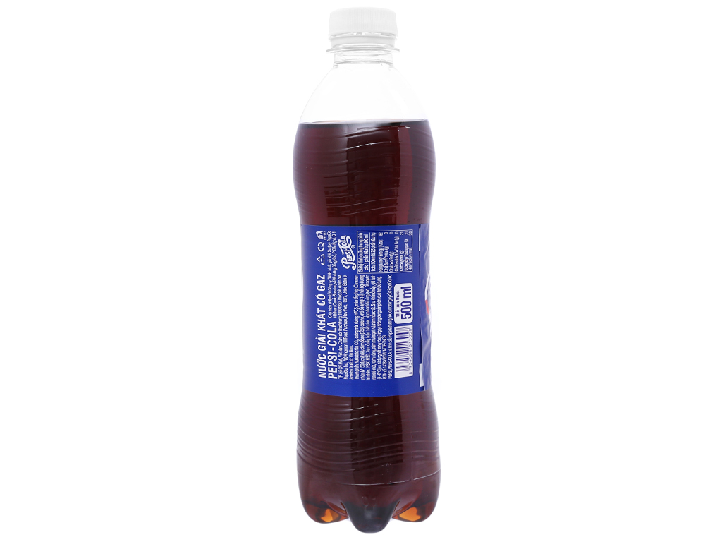 Thùng 24 chai nước ngọt Pepsi Cola 500ml 2