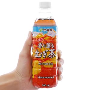 Nước uống trà lúa mạch ITOEN Mugicha 500ml