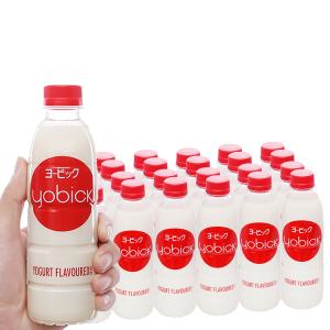 24 chai nước uống sữa chua Yobick 310ml