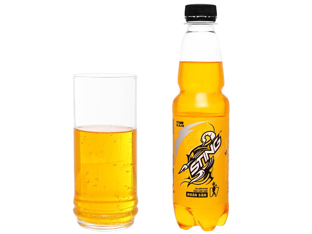 6 chai nước tăng lực Sting Gold 330ml 6