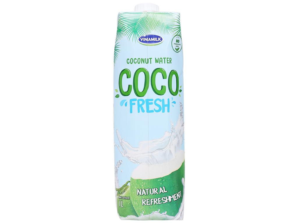 6 hộp nước dừa tươi Vinamilk Coco Fresh 1 lít 3