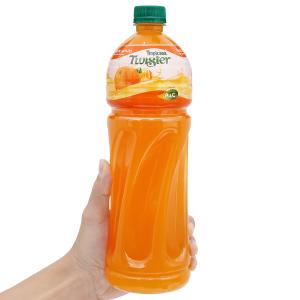 Nước cam ép Twister chai 1 lít