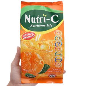 Bột cam Nutri-C 750g