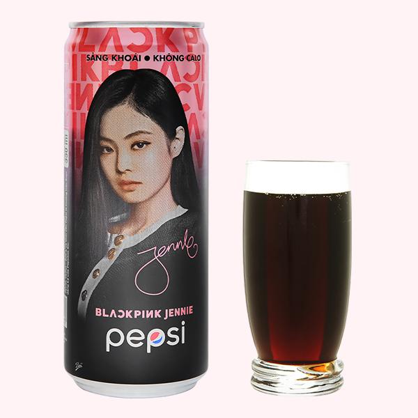 Nước ngọt Pepsi không calo 330ml