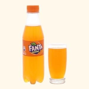 Nước ngọt Fanta hương cam chai 300ml