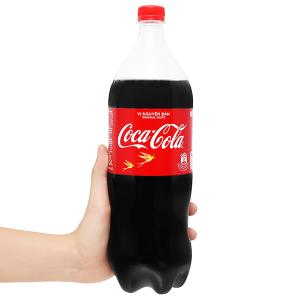Nước ngọt Coca Cola 1.5 lít