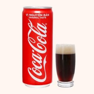 Nước ngọt Coca Cola 320ml