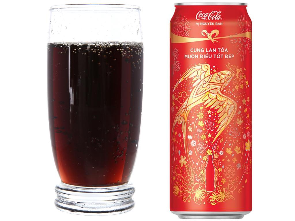 Nước ngọt Coca Cola 330ml 1