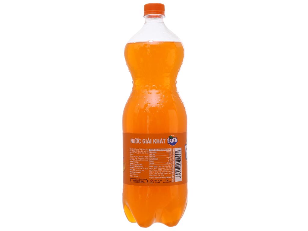 Nước ngọt Fanta vị cam 1.5 lít 3