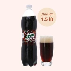 Nước ngọt Mirinda hương xá xị 1.5 lít