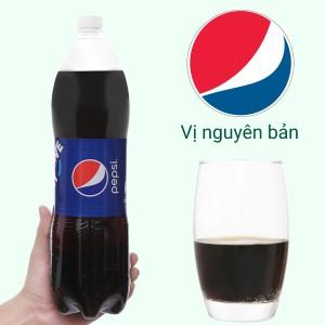 Nước ngọt Pepsi Cola 1.5 lít