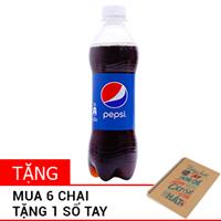 Nước ngọt Pepsi chai 390ml