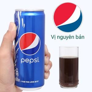 Nước ngọt Pepsi Cola 330ml
