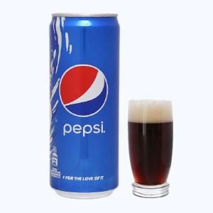 Nước ngọt Pepsi Cola lon 320ml