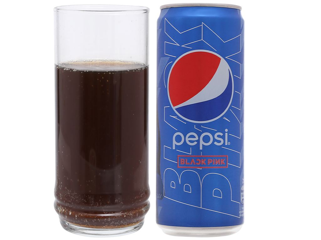 Nước ngọt Pepsi Cola 330ml 6