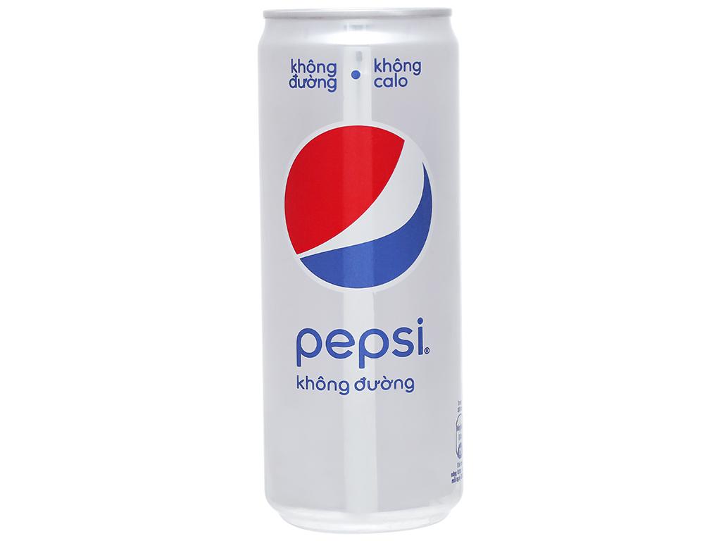 Nước ngọt Pepsi Light 330ml 1