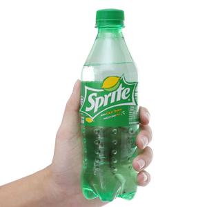 Nước ngọt Sprite vị chanh 390ml