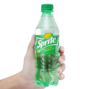 Nước ngọt Sprite hương chanh 390ml
