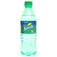 Nước ngọt Sprite hương Chanh chai 390ml