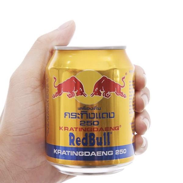 Nước tăng lực Redbull 250ml