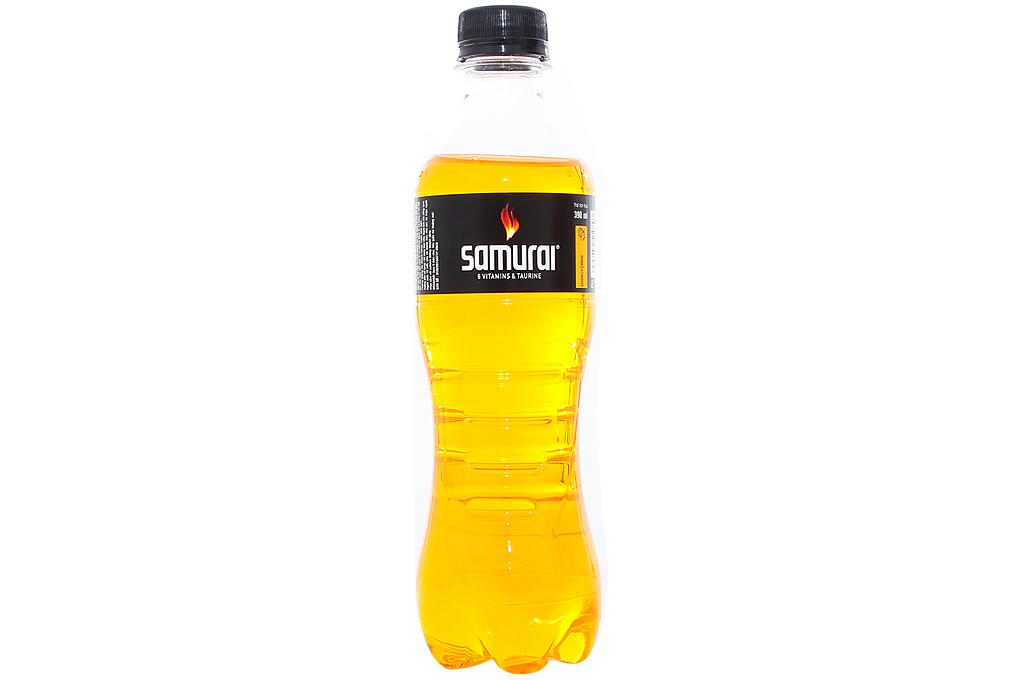 Nước tăng lực Samurai 390ml 3