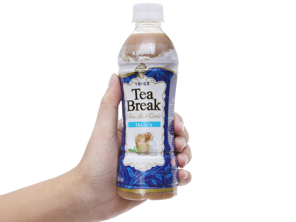 Trà sữa Kirin Tea Break 345ml 4