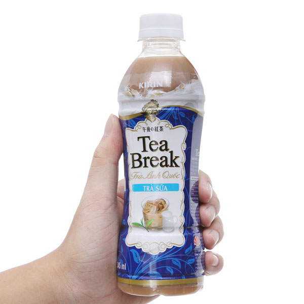 Trà sữa Kirin Tea Break 345ml