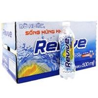 Thùng nước ngọt Revive chai 500ml (24 chai)