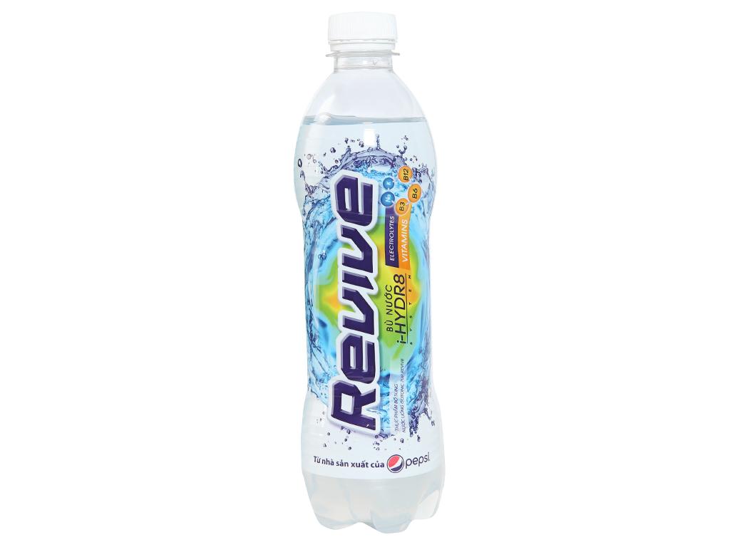 Thùng 24 chai nước uống Isotonic Revive muối khoáng 500ml 2