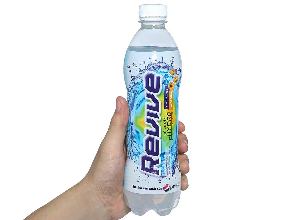 Thùng 24 chai nước uống Isotonic Revive muối khoáng 500ml 4