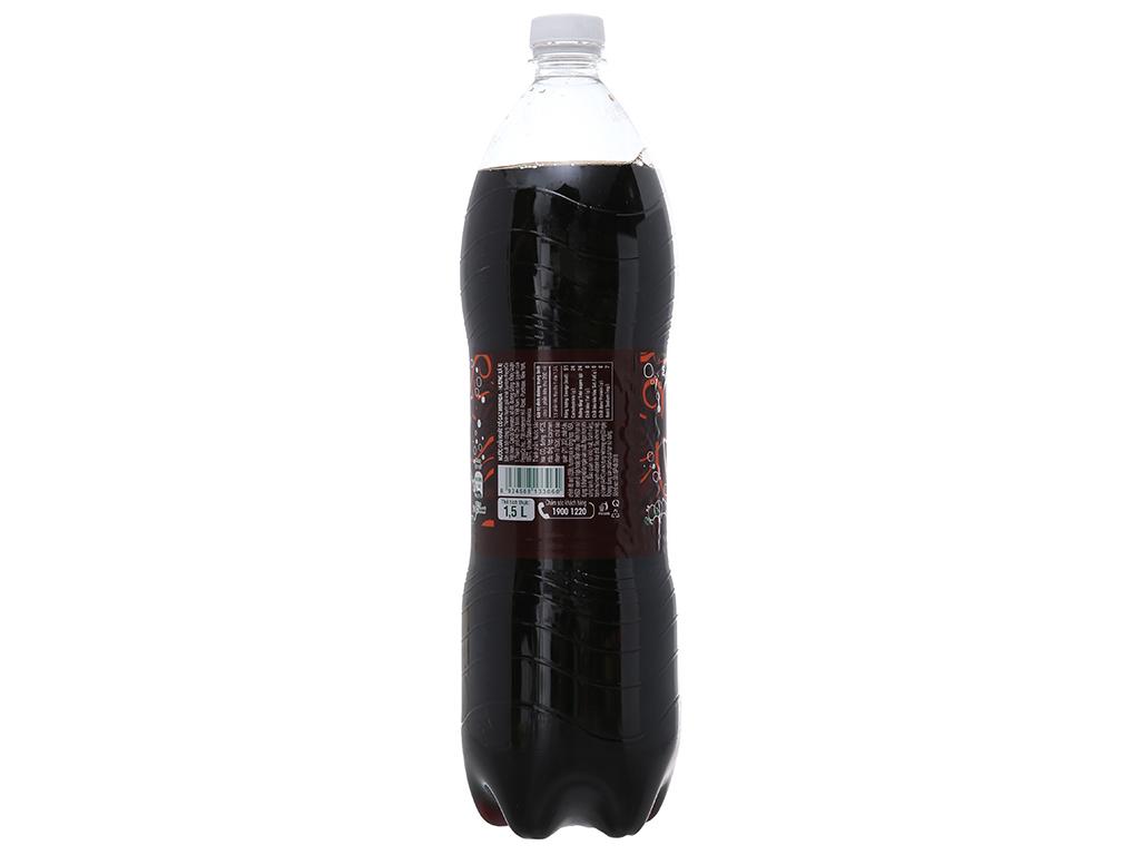12 chai nước ngọt Mirinda hương xá xị 1.5 lít 4