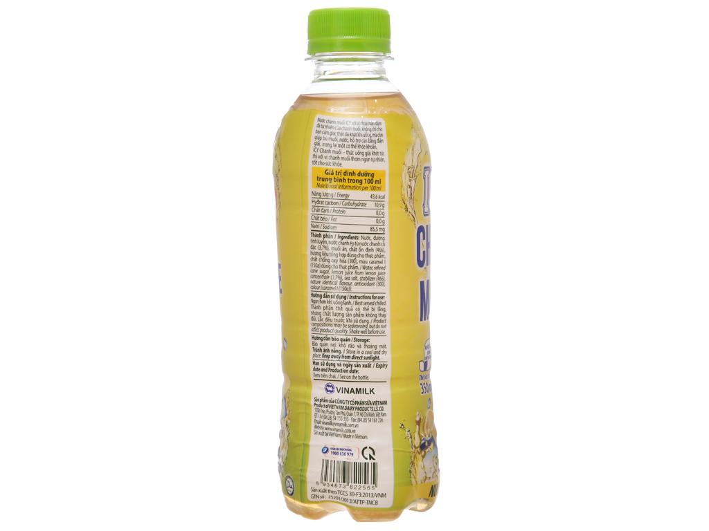 Nước chanh muối ICY 350ml 2